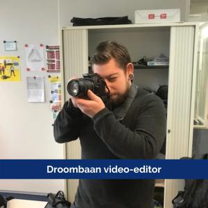 droombaan video-editor jobcoach